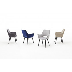 Sanno dining chair in various colours