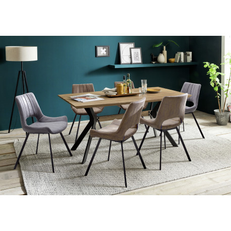 Olympia dining chair in various colours