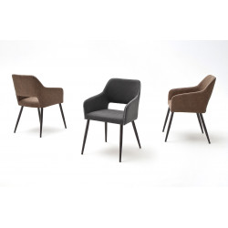 Trieste dining chair in various colours