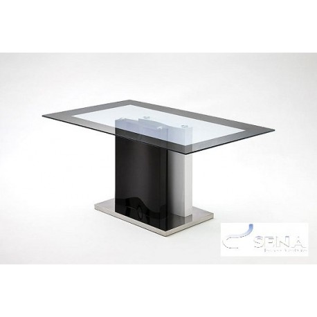 Iso - glass dining table