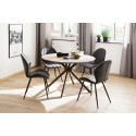 Lima dining chair in various colours