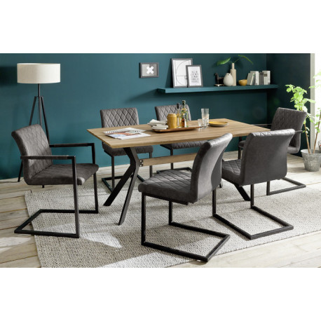Eliot 160cm or 180cm dining table
