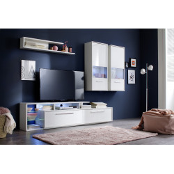 Cuba 272cm wall unit composition