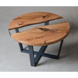 Aria bespoke resin coffee table