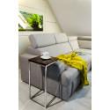 Aria II side table high gloss