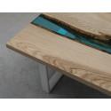Aria II resin coffee table
