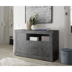 Fiorano 138cm sideboard in oxide finish