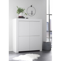 Arden lacquered highboard