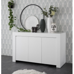 Arden three door modern sideboard