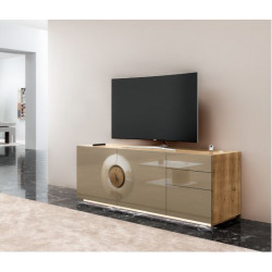 Merida luxury bespoke TV unit
