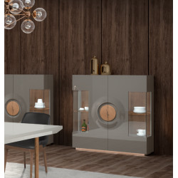Merida luxury display highboard