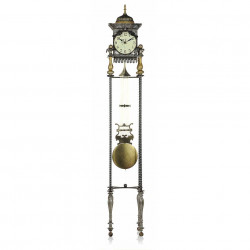 LUNA BELLA HUDSON FLOOR CLOCK