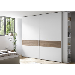 Amalti II modern wardrobe with sliding doors