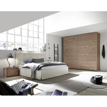 Amalti III modern wardrobe with sliding doors