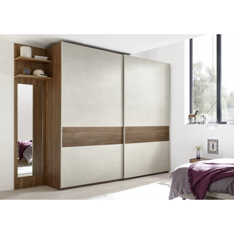 Amalti IV modern wardrobe with sliding doors