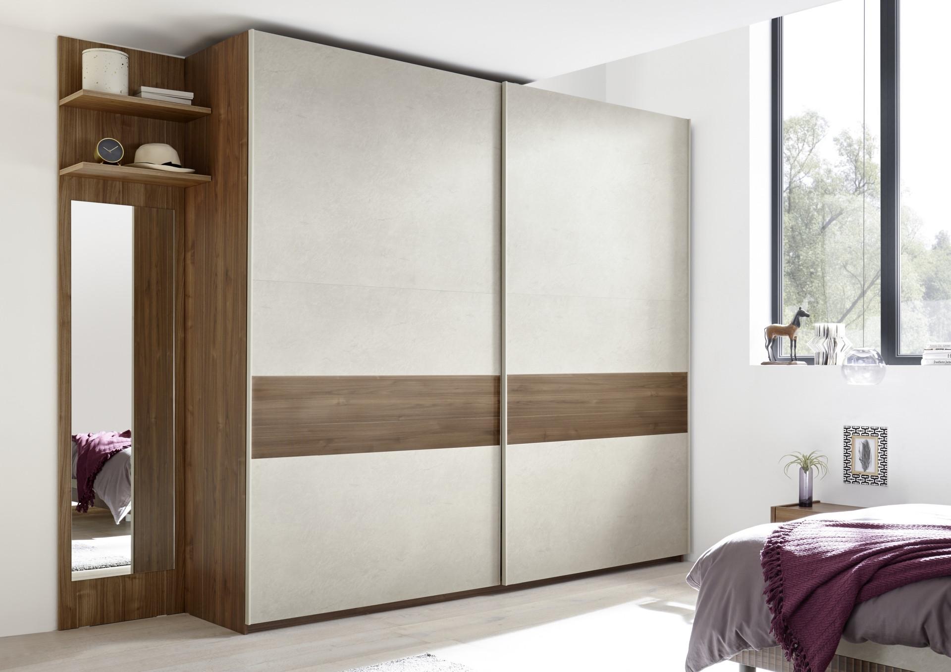 Amalti Iv Modern Wardrobe With Sliding Doors Wardrobes