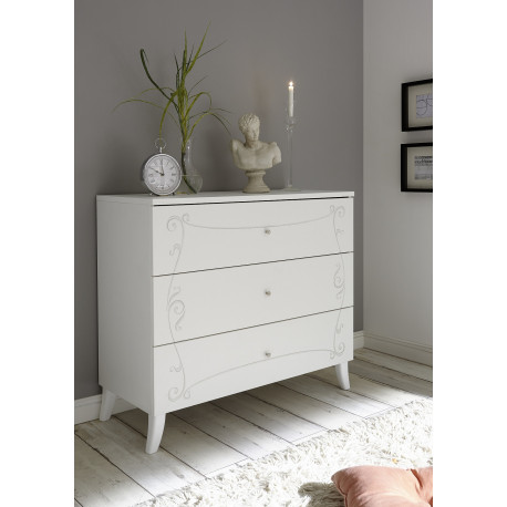 Soler 3 drawers dresser