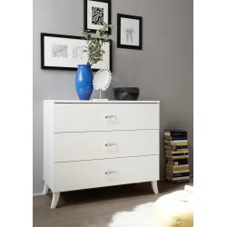 Elisir 3 drawers dresser