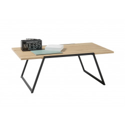Eliano coffee table in oiled oak