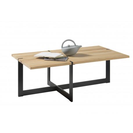 Thiago coffee table in oiled oak