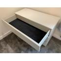 Jade luxury bespoke chest of drawer