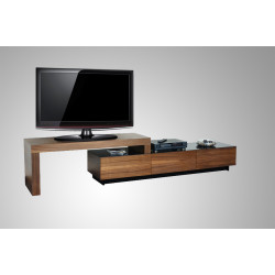 Vario luxury TV Unit in various veneer finishes