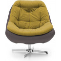 Dim modern armchair in various finishes