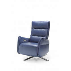 Res modern recliner armchair in various finishes