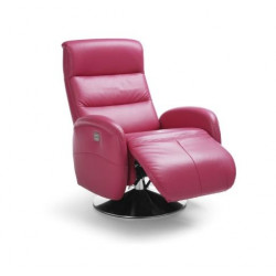 Arosa modern recliner armchair in various finishes