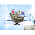 Boss modern armchair in various finishes