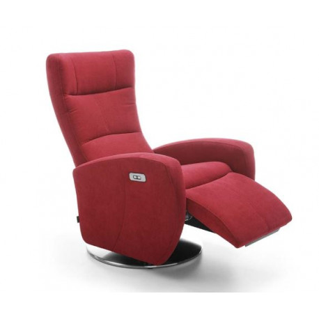 Inari modern recliner armchair in various finishes