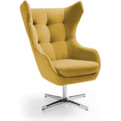 Neo modern armchair in various finishes