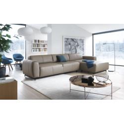 Prato luxury corner sofa bed