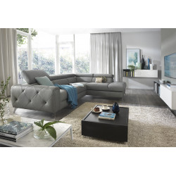 Camelia luxury corner sofa bed