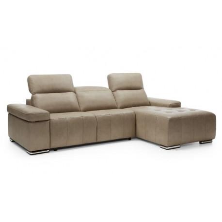 Domo luxury corner sofa bed