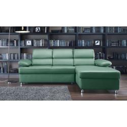 Yuppie small corner sofa bed