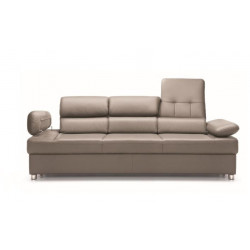 Yuppie 3 seater sofa bed
