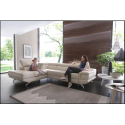 Coletto luxury corner sofa bed