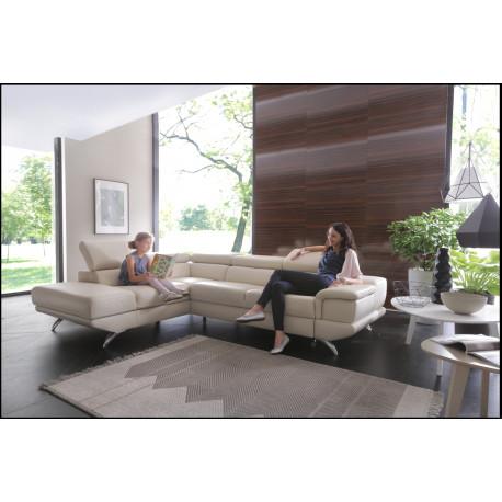 Coletto luxury corner sofa bed