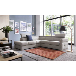 Massimo luxury corner sofa bed