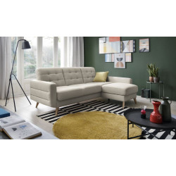 Bodo small corner sofa bed