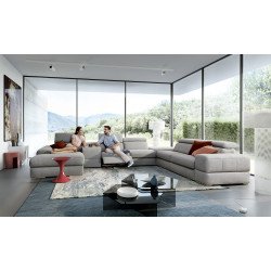 Plaza luxury modular sofa system
