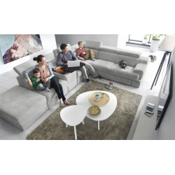Belluno luxury modular sofa system