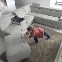 Belluno luxury modular sofa system