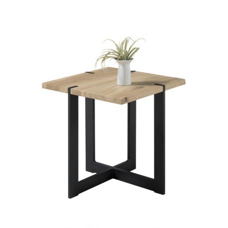 Thiago side table in oiled oak