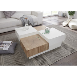 Pensa matt lacquer coffee table