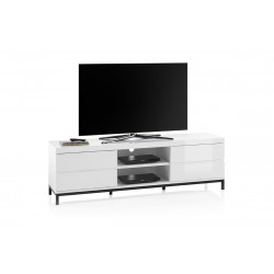 Grenoble 165cm high gloss tv unit