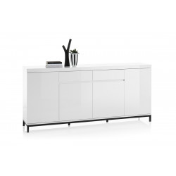 Grenoble 190cm sideboard in high gloss