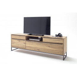 Dakar 180cm assembled solid wood TV Unit