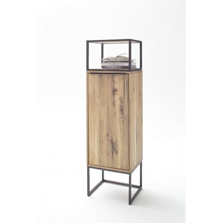 Dakar assembled display cabinet